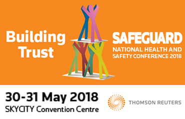 Worksafe presentation from Safeguard Conference 2018