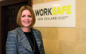 WorkSafe CEO Nicole Rosie